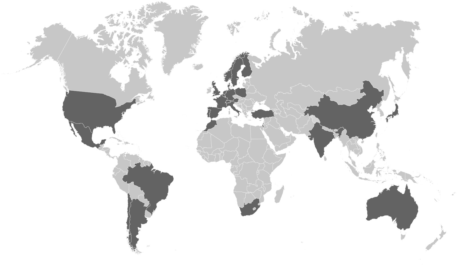 Zuazo mapa internacional